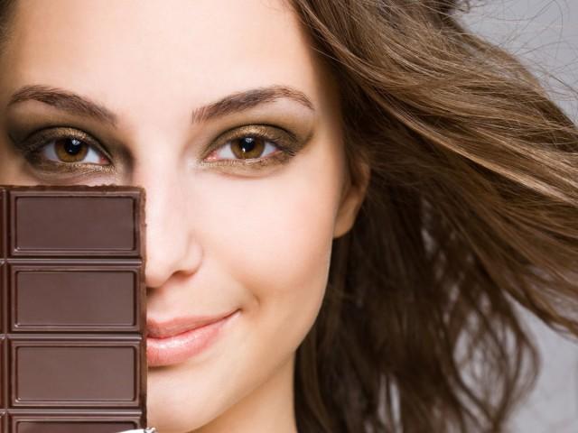 Шоколадная диета. Вы думаете, это хорошая идея?