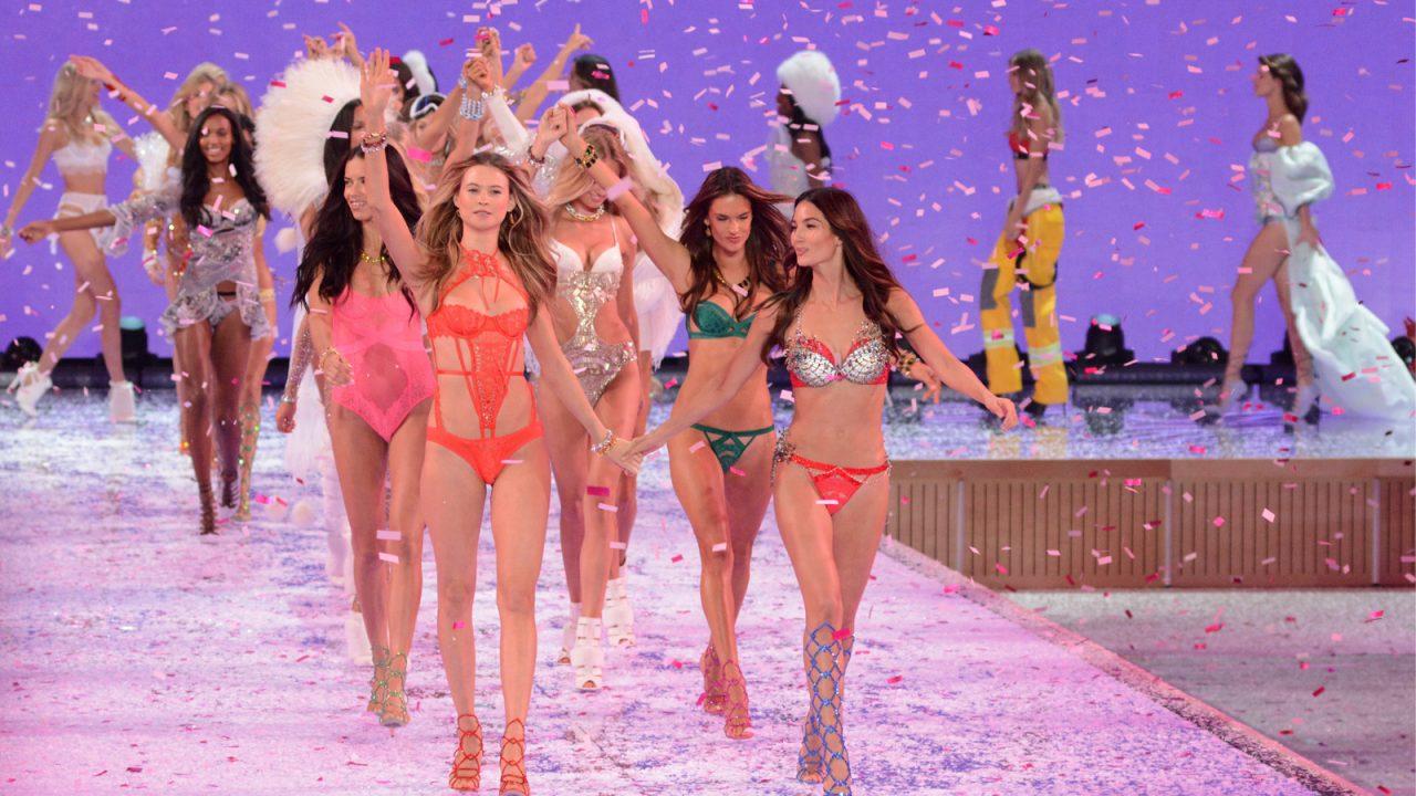 Victoria's Secret, как похудеть как модель, что делают модели