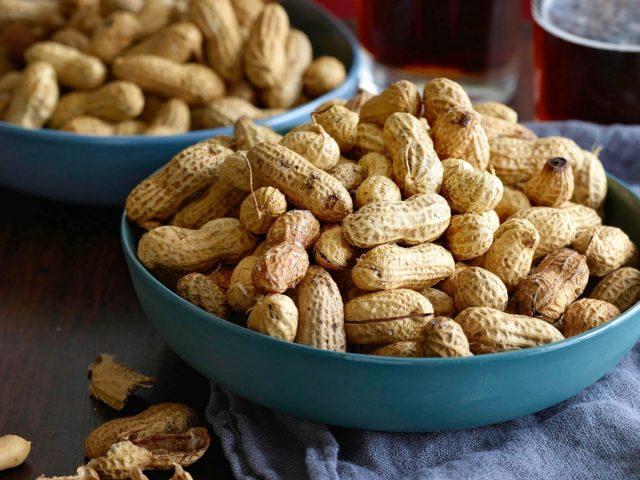 Аллергия на арахис: симптомы, диагностика, лечение
